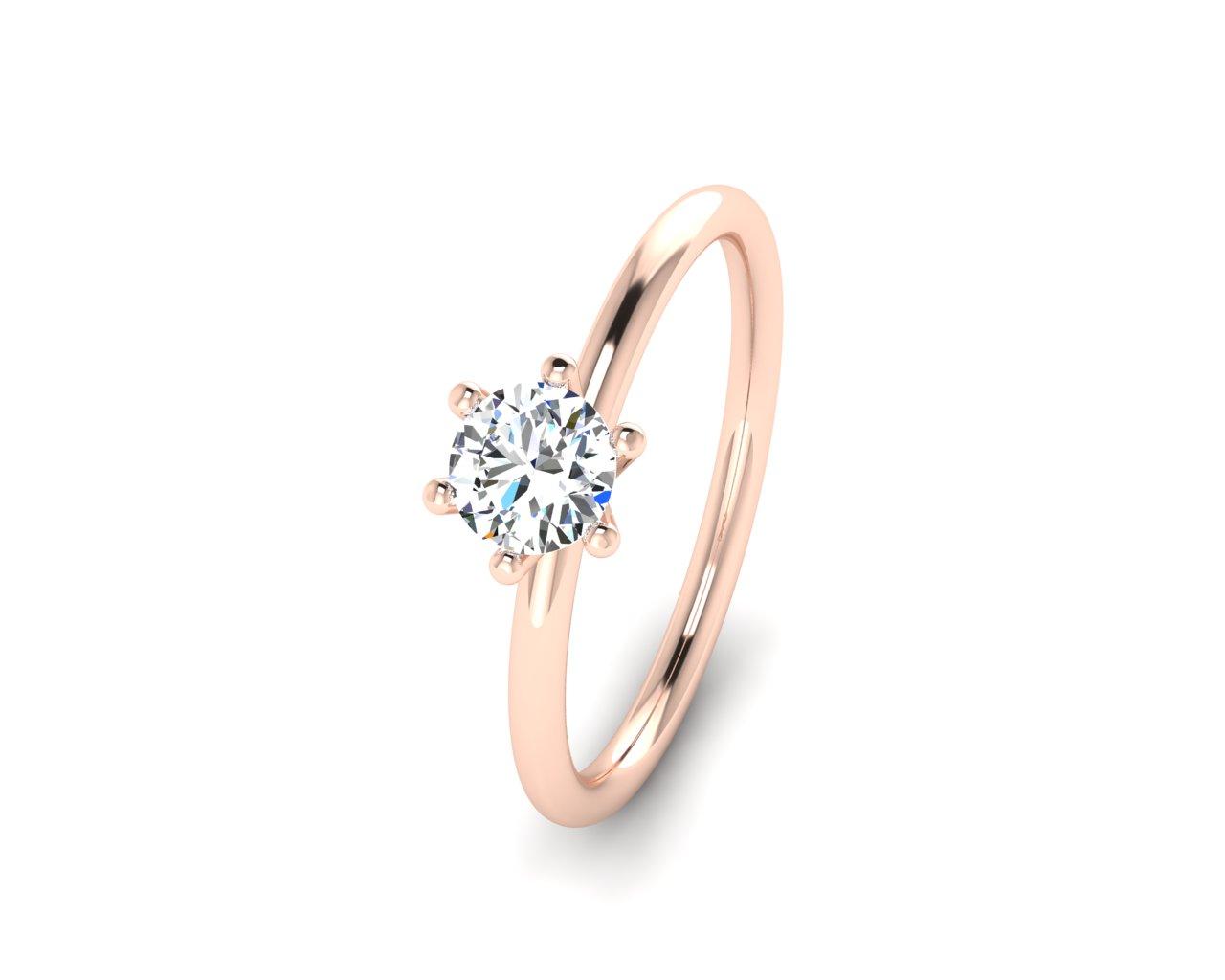 Zásnubní prsten Classic