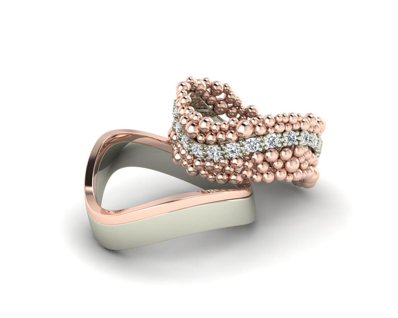 Snubní prsteny Organic