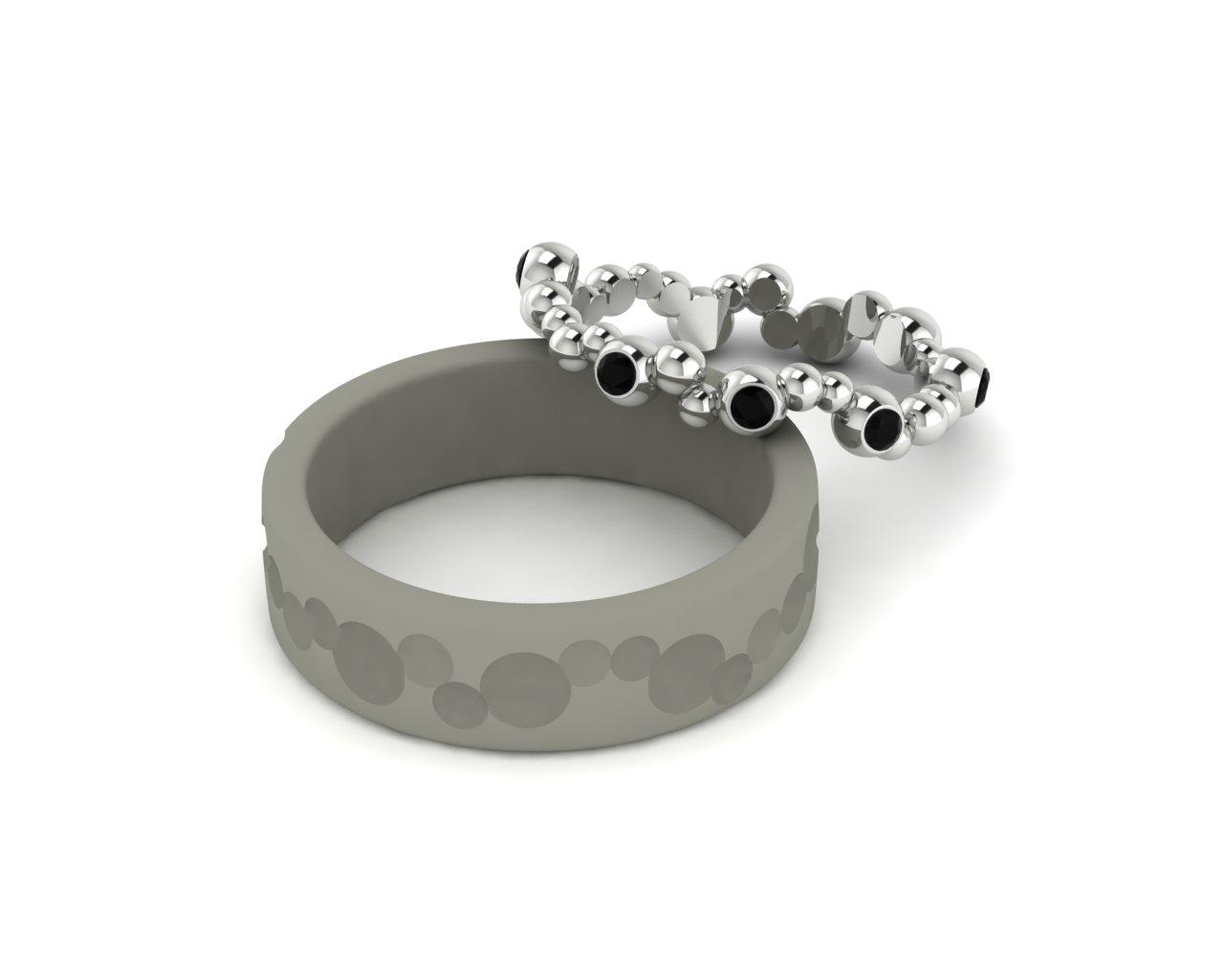 Snubní prsteny Impression