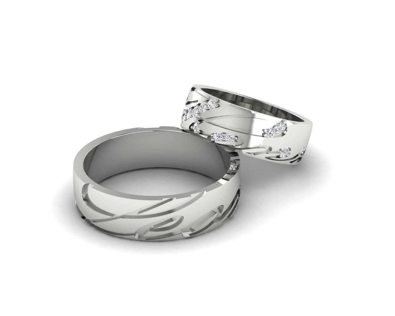Snubní prsten Compose
