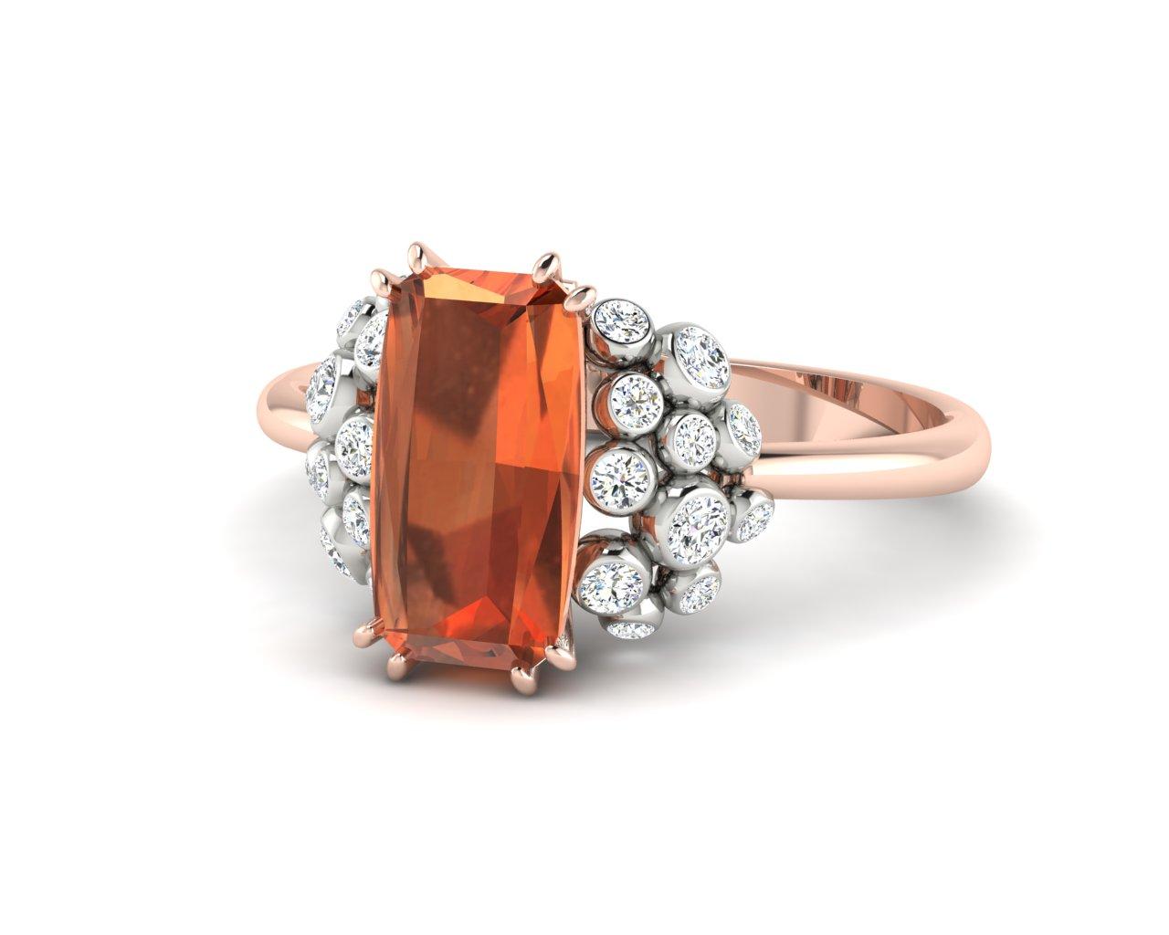 Prsten Orange